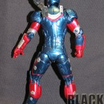 Iron Patriot - Back Detail