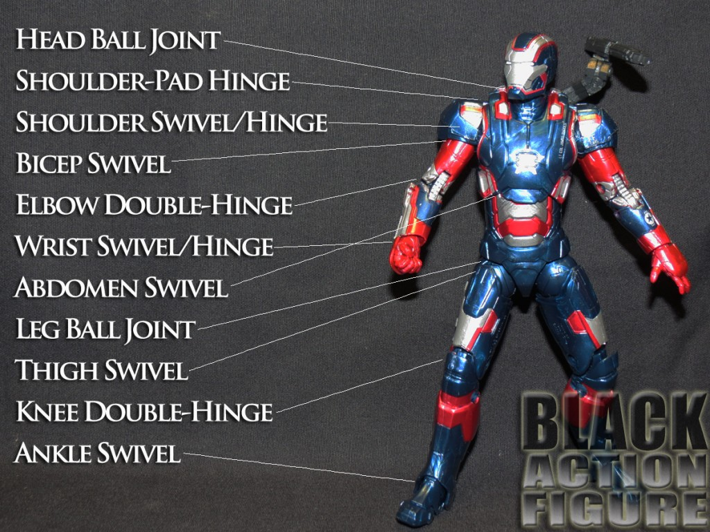 Iron Patriot Articulation