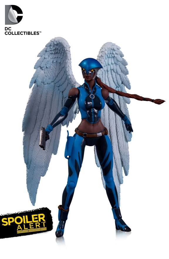 New 52 Earth 2 Hawkgirl