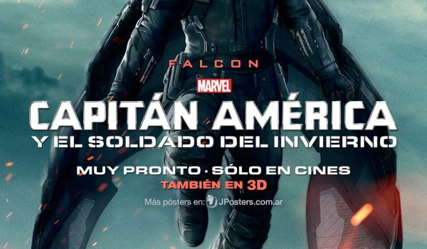 Captain America- Falcon