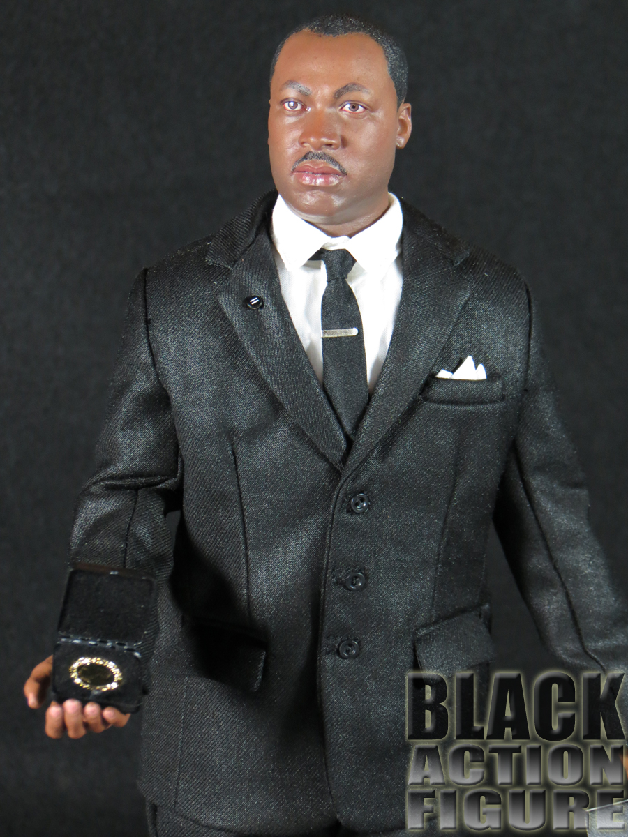 Doctor Martin Luther King Jr. The man. The legend. The legacy. And now…the 1/6th scale action figure.