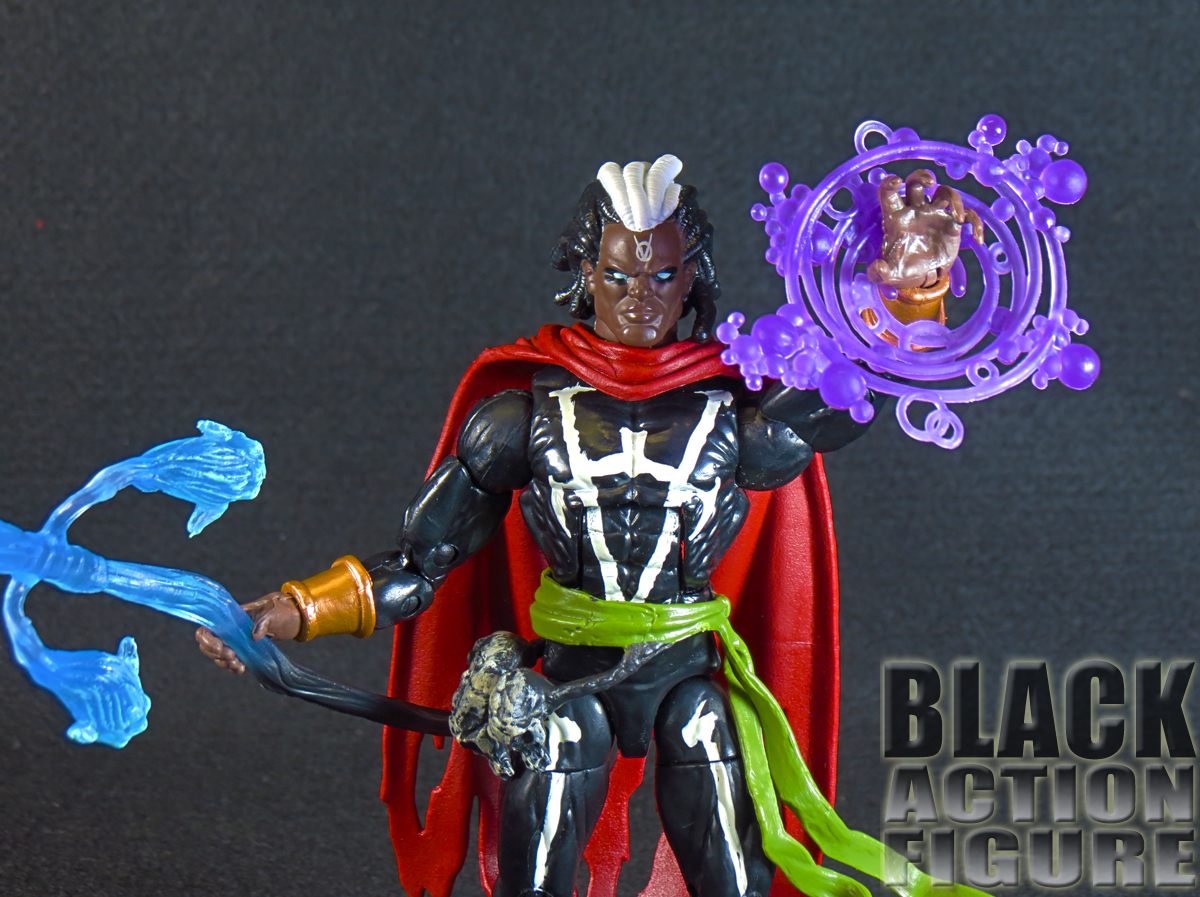 Blue Star Blade Reviews >> Review: Marvel Legends Series (6″) Brother Voodoo