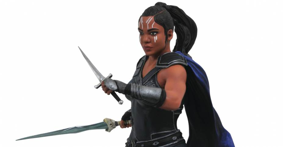 """New Poll! Which Tessa Thompson """"Valkyrie"""" are you looking"""