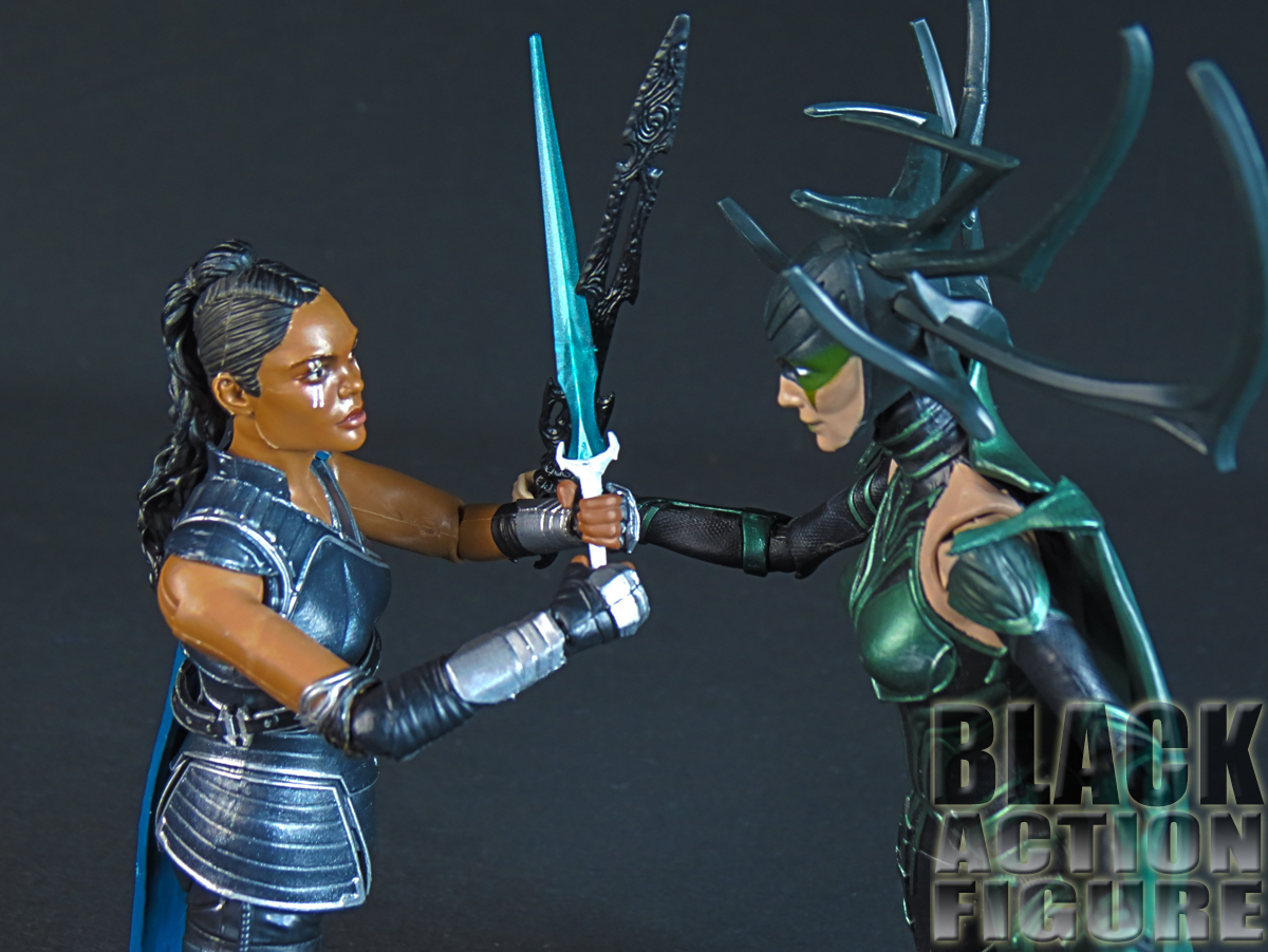 Review: Hasbro Marvel Legends Series 6″ Valkyrie (From Movie