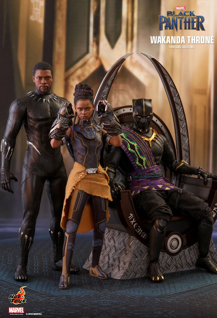 Abspann Black Panther