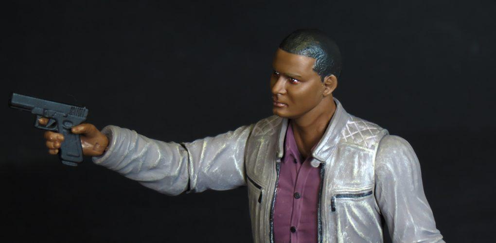 Arrow Série TV John Diggle Action Figure