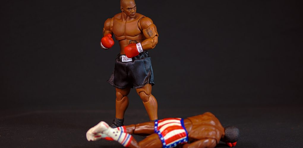 Mike Tyson The Tattoo Storm Collectibles 1//12 Action Figure