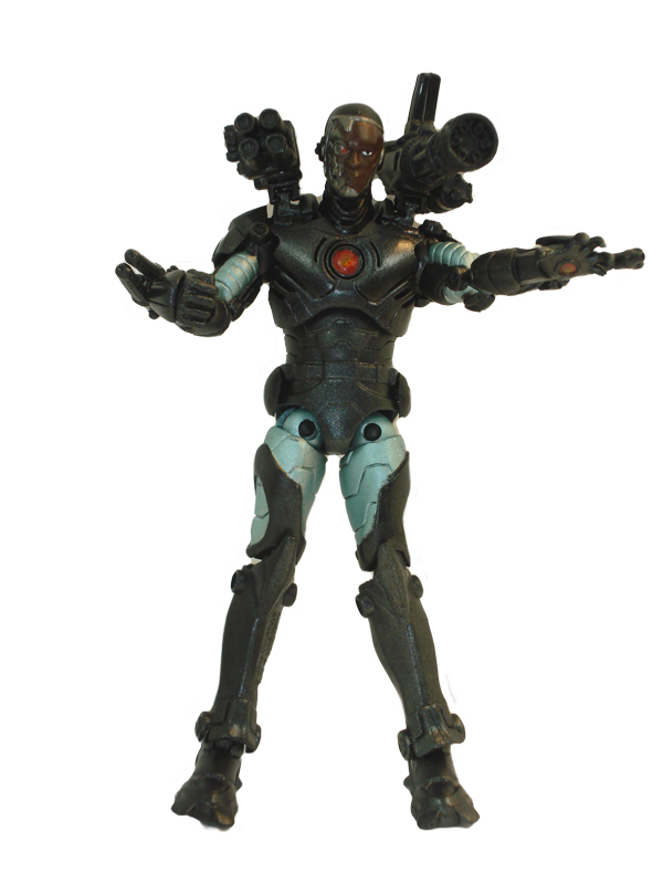 Cyborg War Machine